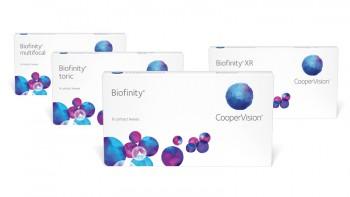 Biofinity Family